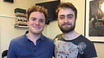 Daniel Radcliffe mengaku belum menonton drama panggung Harry Potter