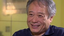'He's not my president' - Ang Lee on Trump