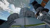 VR Spacewalk lets you look down on Earth