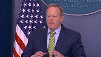 Spicer defends Yemen raid
