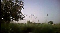 Marine A footage shows Apache gunfight