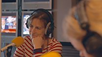 Kirsty Wark and Kaye Adams reveal all as they compare their menopauses live on radio
