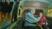 Taxi attack youths escape jail sentence