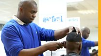 Free haircuts for young and unemployed