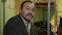 'Meus pés congelaram': Como vivem os sem-teto sob o frio de -30ºC de Moscou