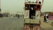 نیمروز، دروازه اصلی قاچاق انسان از افغانستان