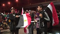 كأس أمم أفريقيا: حزن في القاهرة بعد خسارة مصر