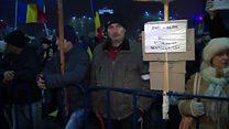 الآلاف في شوارع رومانيا لليوم السادس على التوالي