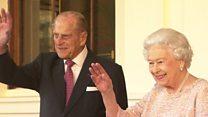 Елизавета II отметила сапфировый юбилей