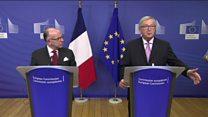 Juncker Əliyevlə görüşdən əvvəl: Günün gözəl hissəsi başa çatdı