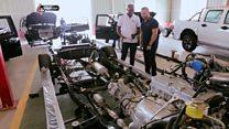 4 تك: أول شركة سيارات في غانا تنافس الشركات العالمية