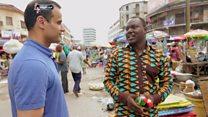4 تك: تقنية للكشف عن الادوية المغشوشة في غانا