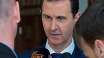 'Inconceivable' Assad isn't aware of executions