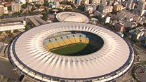 क्या हाल है रियो ओलंपिक खेलों के बाद वहां के स्टेडियम का ?