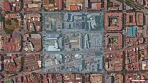 Superblocks: Barcelona's bid to end air pollution