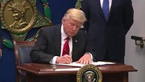 Trump's travel ban court battle explained