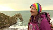 Round Britain coastline walk completed