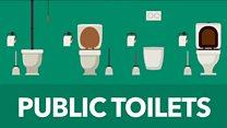 Public toilets a 'basic human right'
