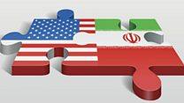 بررسی جدال لفظی ایران و آمریکا در میزگردی رادیویی
