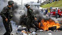 Dozens dead after Brazil police strike