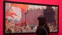Should we celebrate Russian Revolution art?