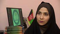 اولین و تنها دادستان زن در ولایت نیمروز