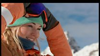 Day in the life of snowboarder Katie Ormerod