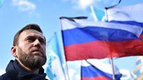 Navalny ballot access a 'political decision'