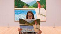 David Hockney, el artista del morbo, los colores y las piscinas
