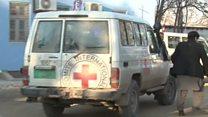 تعلیق فعالیت صلیبسرخ در افغانستان
