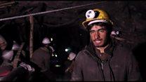 خطرات میں گھرے کوئلے کے کان کن