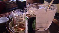 အရက်အလွန်အကျွံသောက်သုံးမှုပြဿနာ
