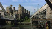Conwy bridge £750k repair works near completion