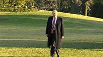US - Chine : Trump joue l'apaisement