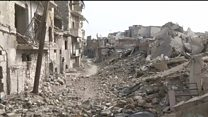 زندگی در شرق حلب دو ماه پس از پایان جنگ