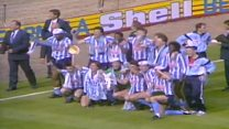 Sky Blues fans 'getting in cup spirit'