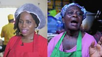 A tale of two Nigerian businesswomen