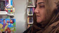 Taliban victim helps women get education