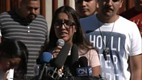 'I will fight my mother's deportation to Mexico'