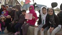 The child refugee row explained