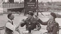 Tributes to D-Day hero who lied about age