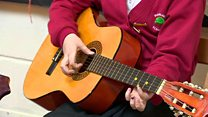 Why 10-year-olds like playing music
