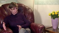 Woman tells of distressing dog attack