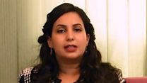 الدكتورة سمر عبد العال أخصائية الامراض الجلدية متحدثة الى سوسن صبوح.