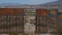 "Mexican building US wall: ""It's a job"""