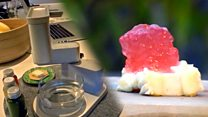 Could we soon be 3D-printing our food?