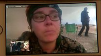 UK woman on joining fight against IS