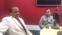 राजेन्द्रबहादुर सिंह र सरोजराज अधिकारीसँग