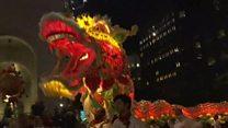 Golden Dragon celebrates Chinese New Year