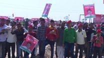 भाई शिवपाल सिंह यादव की रैली से मुलायम सिंह ने प्रचार शुरू किया